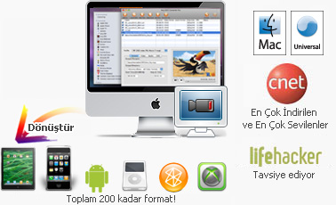Mac için Any Video Converter Ultimate